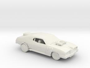 RW. 1973 Ford Landau (The Pirate) 1:160 scale in White Natural Versatile Plastic