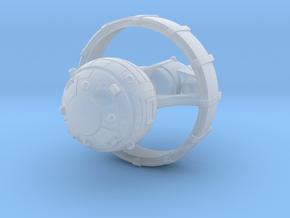 Belter Battlewagon v2 in Smooth Fine Detail Plastic