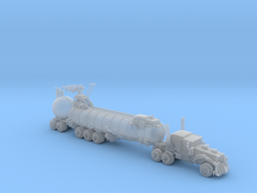 FR. War Rig with Pod. 1:160 scale in Smooth Fine Detail Plastic