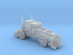 FR. War Rig Tractor 1:160 scale in Smooth Fine Detail Plastic