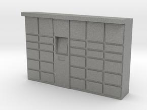 Parcel Locker 1/56 in Gray PA12