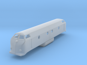 CFL 1800 1:160 in Smooth Fine Detail Plastic