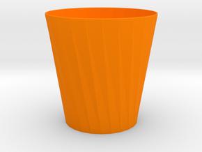 TORii CUP in Orange Processed Versatile Plastic