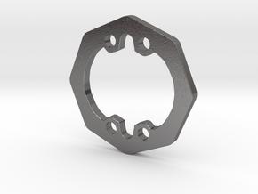 Beyblade 8-Heavy   Weight Disk   1st Gen   8H in Polished Nickel Steel