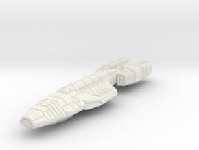 Warduke v006 big in White Natural Versatile Plastic
