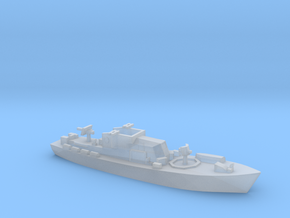 UK Harbour Defence Motor Launch 1:450 WW2 in Smooth Fine Detail Plastic