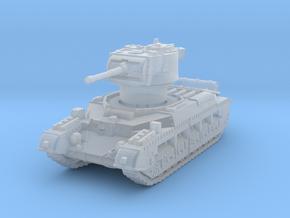 Matilda II Aus 1/160 in Smooth Fine Detail Plastic