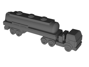 1/700 prime mover fuel tank trucks  (20) in Smoothest Fine Detail Plastic
