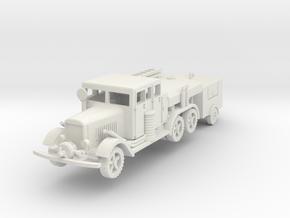 1/72 Henschel Tankkraftspritze gl 2,5  in White Natural Versatile Plastic