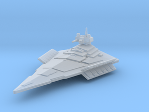 Imperial Victory Stardestroyer Type II in Smooth Fine Detail Plastic