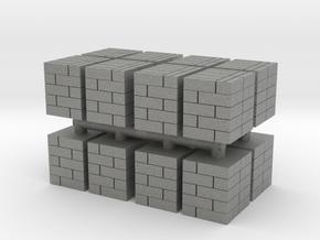 48x40in Pallet Box Load (x16) 1/285 in Gray PA12