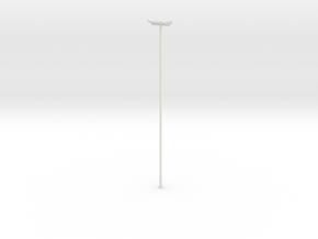 50ft Flood Light ver.2 1/72 in White Natural Versatile Plastic