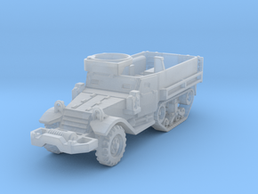 M9A1 Half-Track 1/285 in Smooth Fine Detail Plastic