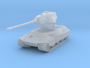 1/144 Tiger III Ausf. B in Smooth Fine Detail Plastic