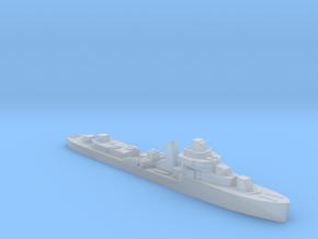 Brazilian Amazonas class destroyer 1:2500 WW2 in Smooth Fine Detail Plastic