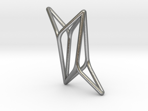 YOUNIVERSAL 4Y, Pendant. Pure Elegance in Natural Silver