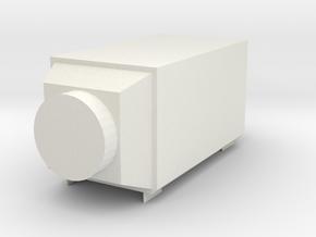 Denxo mm in White Natural Versatile Plastic