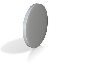 Headlight in White Natural Versatile Plastic