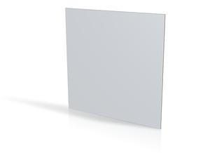 Tile in White Natural Versatile Plastic