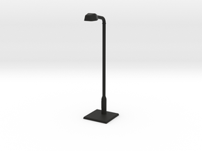 Modern urban lightpost in Black Strong & Flexible