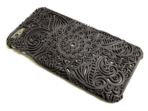 Neisha Art case for IPhone 6/6S in Black Natural Versatile Plastic