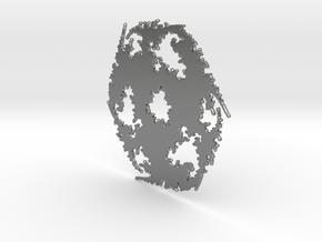 Julia Sharp Web 1 in Natural Silver