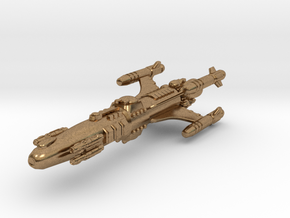 Privateer Impala Class Cruiser in Natural Brass