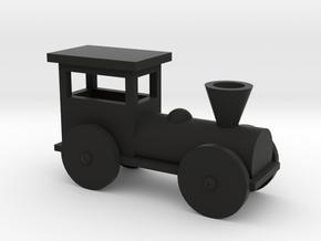 Train in Black Strong & Flexible