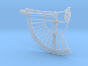 Simple Astrolabe in Smooth Fine Detail Plastic