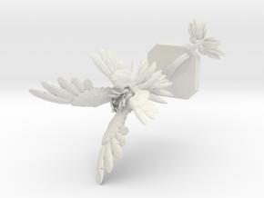 Air elemental 2 in White Natural Versatile Plastic