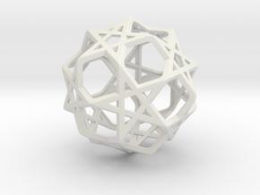 STAR-1 ( improved ) in White Natural Versatile Plastic