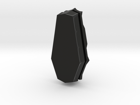 Coffin Box Med in Black Strong & Flexible
