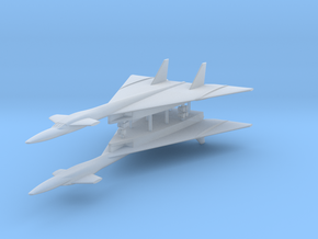 1/700 XB-70A Valkyrie (x2) in Smooth Fine Detail Plastic