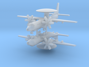 1/700 C-295AEW&C (x2) in Frosted Ultra Detail