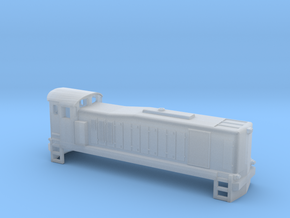 CIE Class 121  N Scale in Smooth Fine Detail Plastic