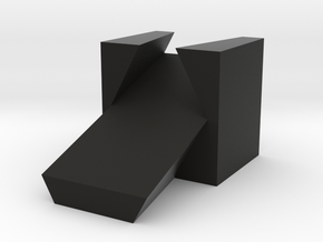 Dovetail Block in Black Strong & Flexible