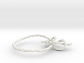 Bowline in White Strong & Flexible
