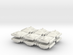 2 APC x12 in White Strong & Flexible
