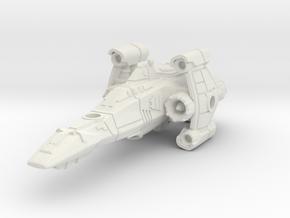 Agripa Class, Heavy Escort in White Natural Versatile Plastic