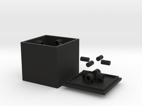 CentripetalBox in Black Strong & Flexible