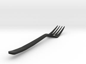 Bird Fork in Black Strong & Flexible