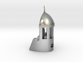Flicka 2.2 Lighthouse in Raw Silver