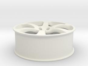 vanne in White Natural Versatile Plastic