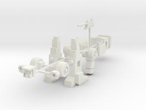 C Scrap-por in White Natural Versatile Plastic