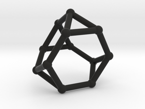 Truncated tetrahedron in Black Strong & Flexible