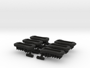 Gothic Hover APC x6 in Black Strong & Flexible