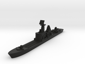 9 Cruiser in Black Natural Versatile Plastic