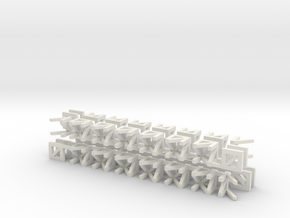 Modular Structures in White Strong & Flexible