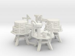 9 SeaFort 5&6 in White Natural Versatile Plastic