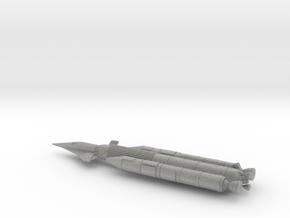 NASC Dynasoar Booster in Metallic Plastic